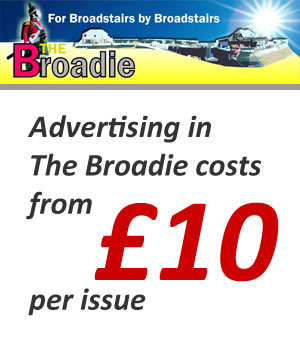 Advertise in the Broadie Magazine