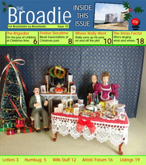 Image of Issue 010 of The Broadie