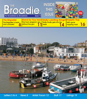 Image of Issue 012 of The Broadie
