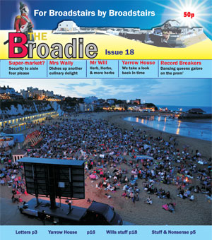Image of Issue 018 of The Broadie