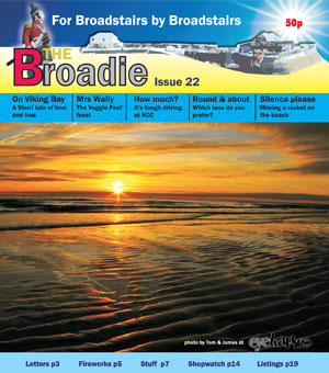 Image of Issue 022 of The Broadie