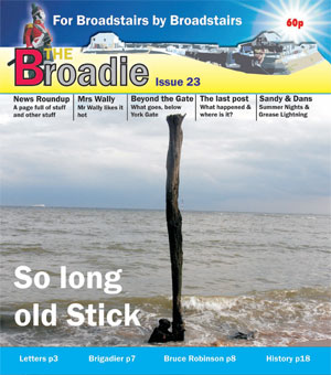 Image of Issue 023 of The Broadie