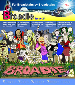 Image of Issue 024 of The Broadie