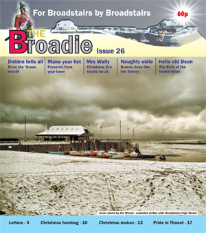 Image of Issue 026 of The Broadie
