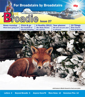 Image of Issue 027 of The Broadie