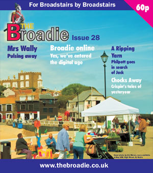 Image of Issue 028 of The Broadie