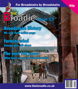 Image of Issue 029 of The Broadie