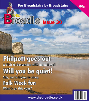 Image of Issue 030 of The Broadie