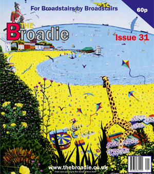 Image of Issue 031 of The Broadie