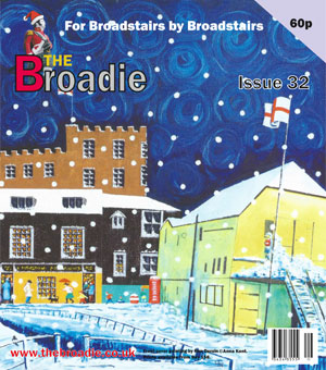 Image of Issue 032 of The Broadie