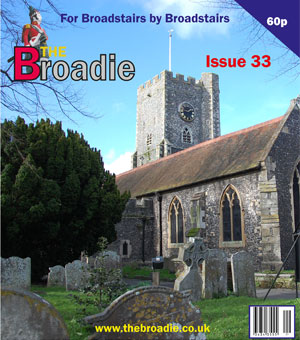 Image of Issue 033 of The Broadie