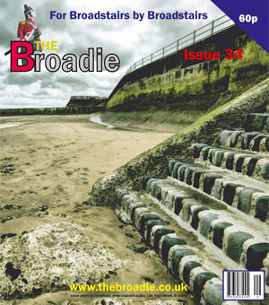 Image of Issue 034 of The Broadie