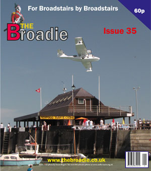 Image of Issue 035 of The Broadie