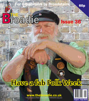 Image of Issue 036 of The Broadie