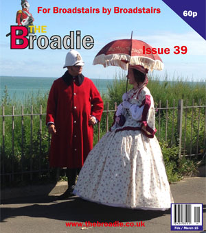 Image of Issue 039 of The Broadie