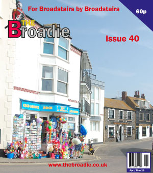 Image of Issue 040 of The Broadie