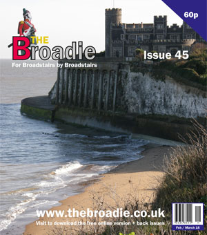 Image of Issue 045 of The Broadie