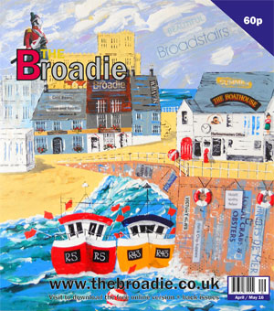 Image of Issue 046 of The Broadie