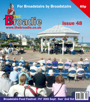 Image of Issue 048 of The Broadie