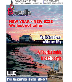 Image of Issue 050 of The Broadie