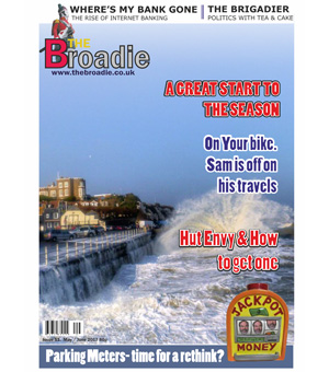 Image of Issue 051 of The Broadie