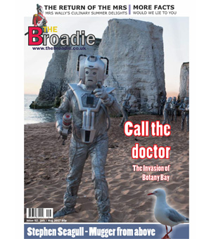 Image of Issue 052 of The Broadie