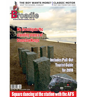 The Latest Issue of the Broadie Magazine